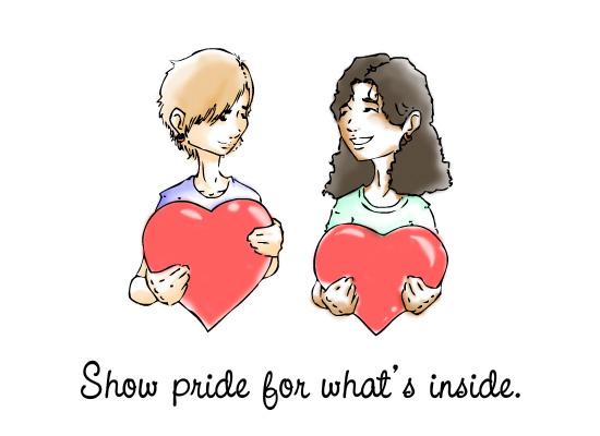 gay lesbian free ecard