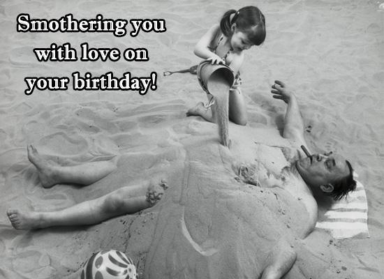 Myfuncards Daddys Birthday Send Free Birthday Ecards Dads