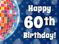 Happy 60th Disco