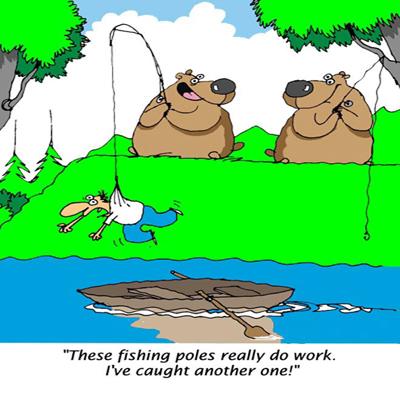 MyFunCards – Fishing Birthday Cards