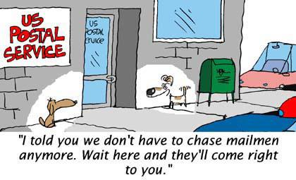 MyFunCards | Mailman Trap - Send Free Everyday eCards ...