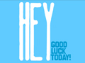 Good Luck - Stylized
