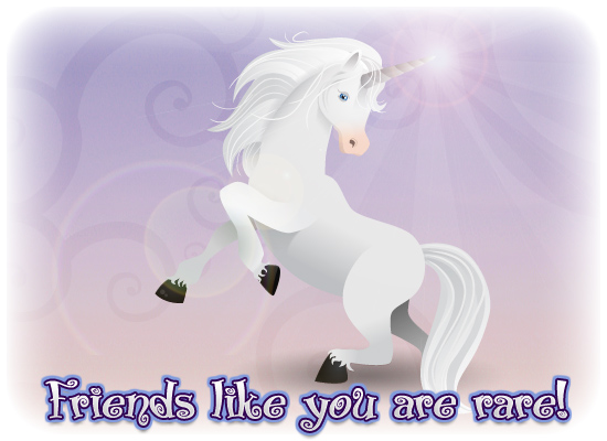 MyFunCards | Rare Friend - Send Free Friendship eCards ...