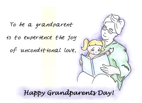 free ecard grandparents day