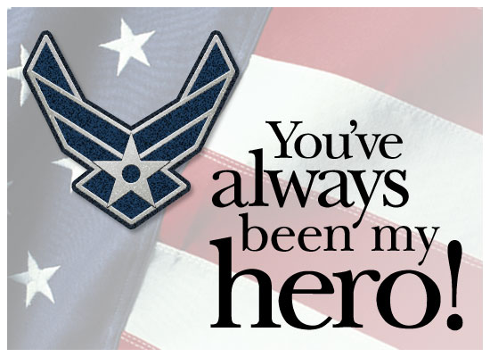 Hero - Air Force