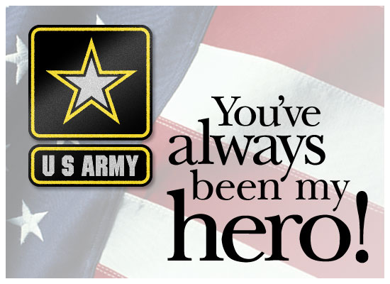 Myfuncards hero army send free holidays ecards veterans day your written greeting will appear here for the recipient m4hsunfo