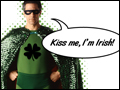 Irish Superhero