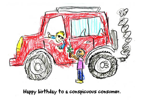 Happy birthday, consumer