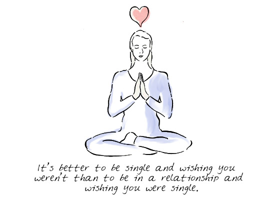 Breakup Meditation