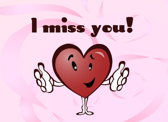 Myfuncards i miss you send free love dating ecards missing i miss you your written greeting andor audio greeting player will appear here for the recipient print card m4hsunfo