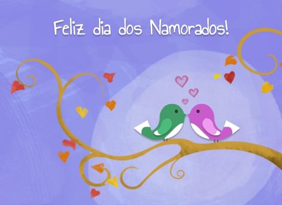 Dia Dos Namorados Aves