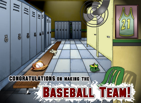 Making The Baseball Team