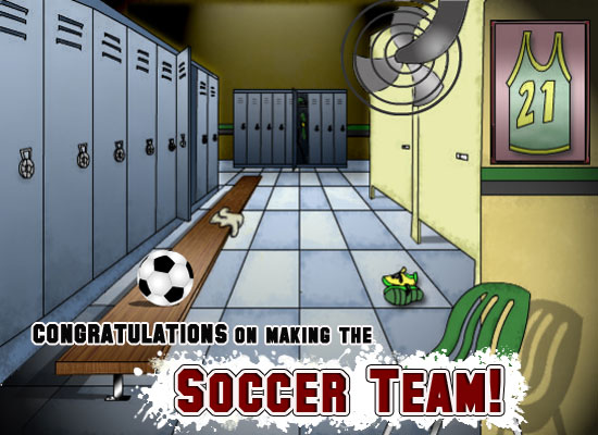 Making The Soccer Team