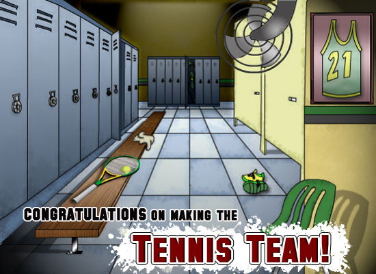 Making The Tennis Team