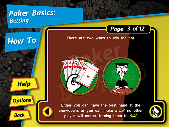 Poker for Dummies at Gaming Wonderland Poker for Dummies - Gaming Wonderland - 웹